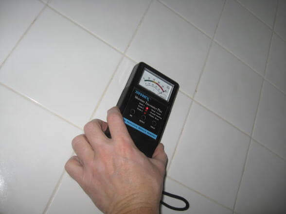 Moisture Detection in Calgary