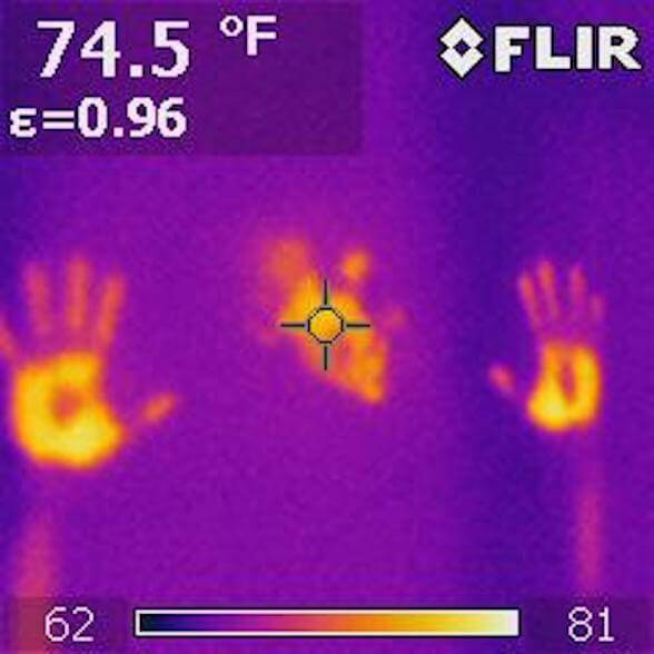 Thermal Imaging - Calgary Home Inspection