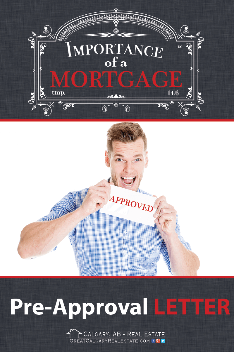 The Importance of a Mortgage Pre-approval Letter