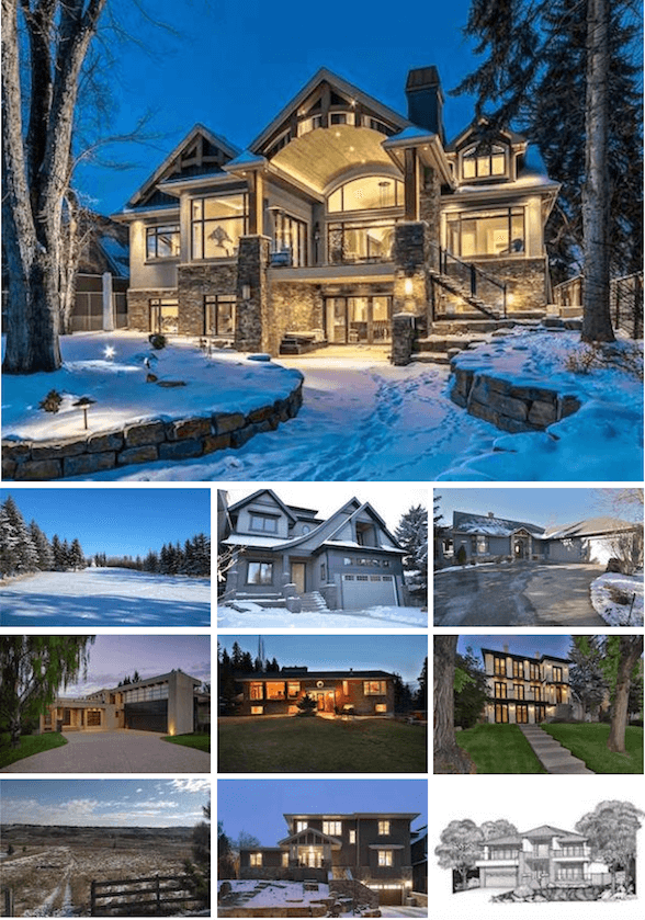 Calgary's Newest Luxury Homes for Sale