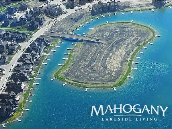 Mahogony Manor Island Development