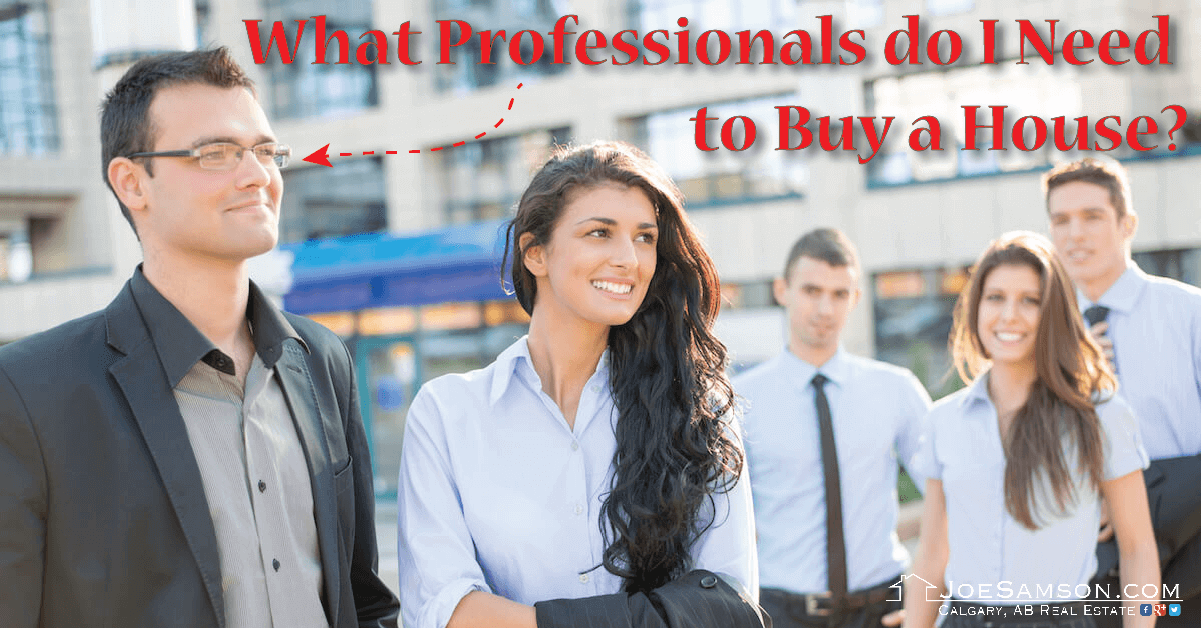 What Professionals do I Need to Buy a House?