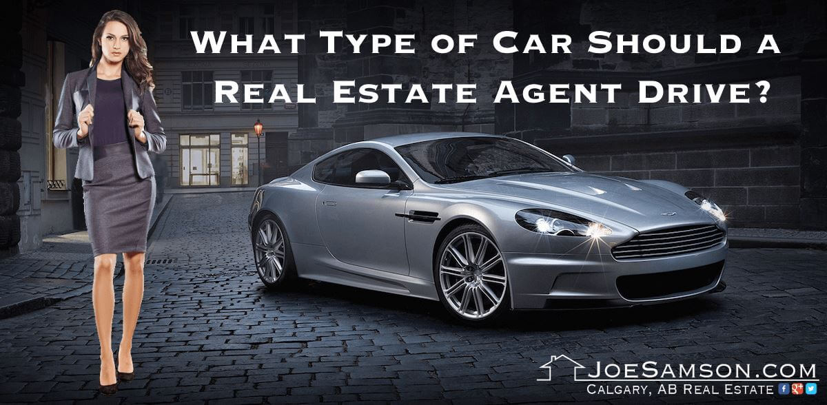 Real Estate Agent's Car