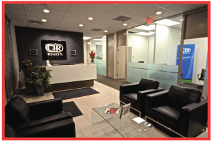 Convenient Access to CIR REALTY & Up to date Offices