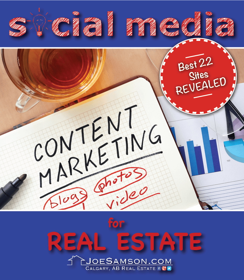 Social Media and Content Marketing for Real Estate