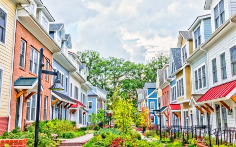 Colorado Springs townhouses for sale