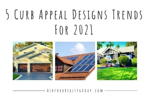 5 Curb Appeal Designs Trends For 2021