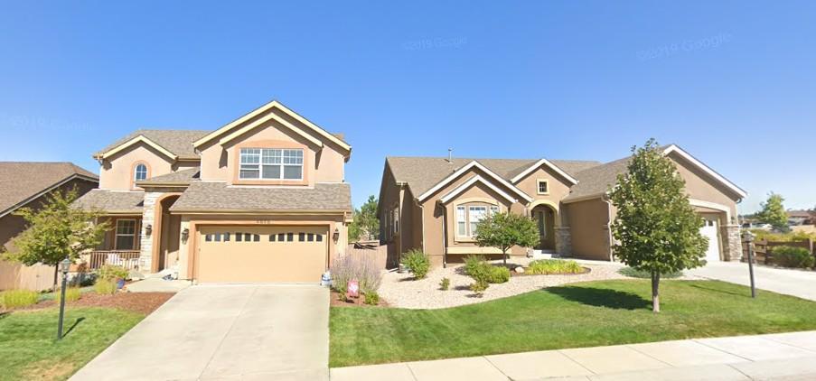 Cordera Homes for Sale Colorado Springs