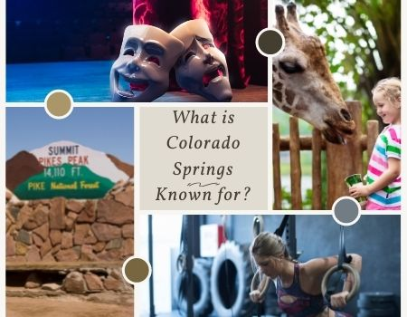 What is Colorado Springs Known for?