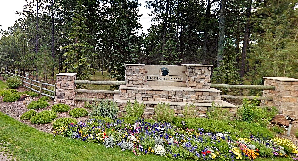 High Forest Ranch Homes for Sale