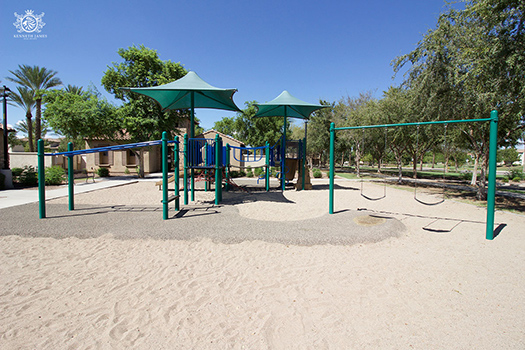 The Park at Cooley Station in Gilbert, Arizona