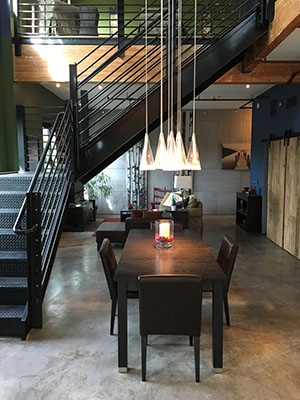 Artisan Lofts on Osborn interior