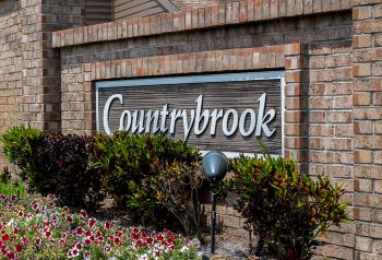 Countrybrook Subdivision Sign