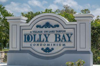 Dolly Bay Sub Sign