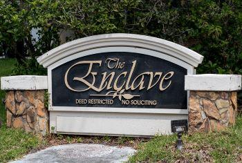 Enclave sub sign