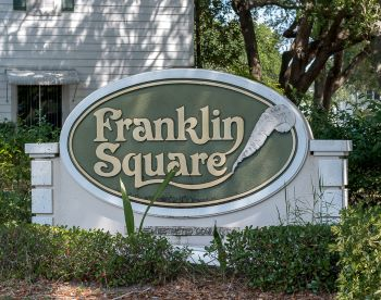 Franklin Square sub sign