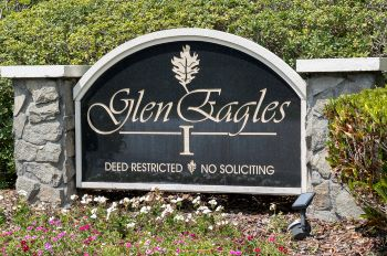Glen Eagles Subdivision