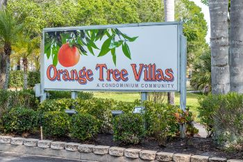 orange tree villas sub sign