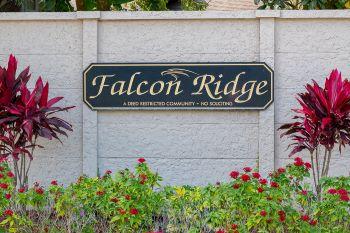 falcons ridge sub sign