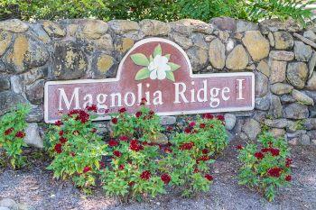 magnolia ridge Sub Sign