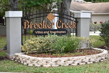 brooker creek sign