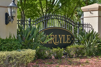 Carlyle Sign