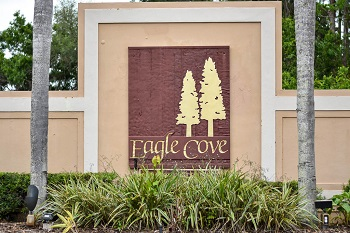 eagle cove sign