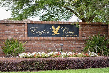 eagles cove sign