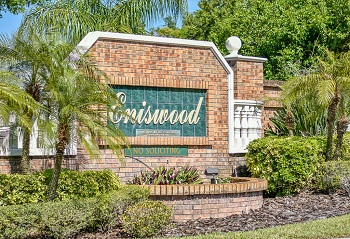 Eniswood Sign