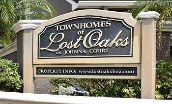 Townhomes of Lost Oaks