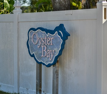 oyster bay sign