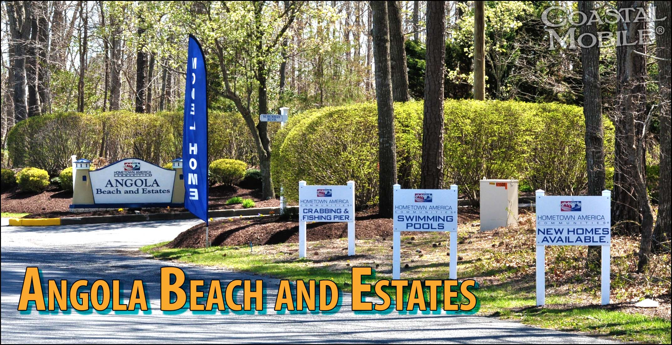 Angola Estates Mobile Home Park - Mobile Homes for Sale in Angola
