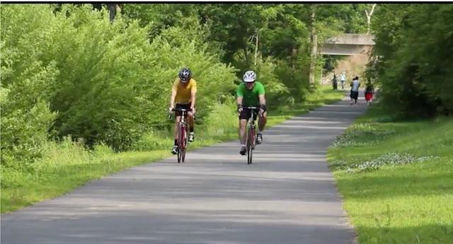 Clayton Bike Trails