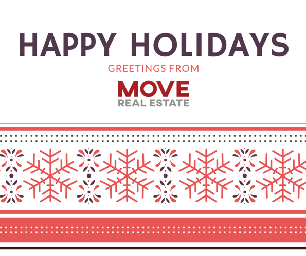 Happy Holidays from Move Real Estate Group