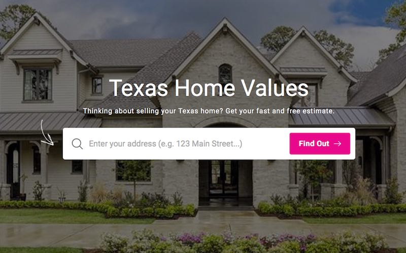 Texas Home Valuation