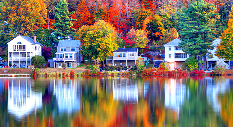 4 Reasons to Buy a Home This Fall