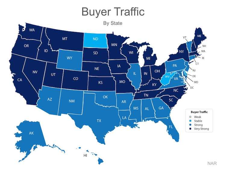 Buyer Traffic