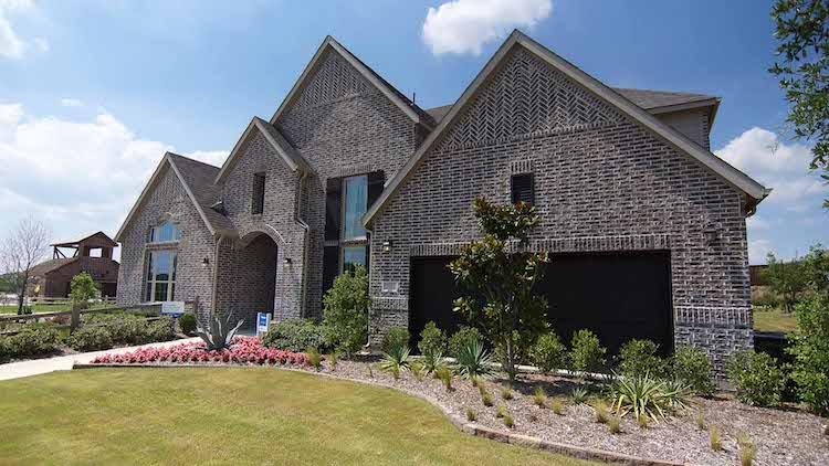 Meritage Homes In Frontier Estates