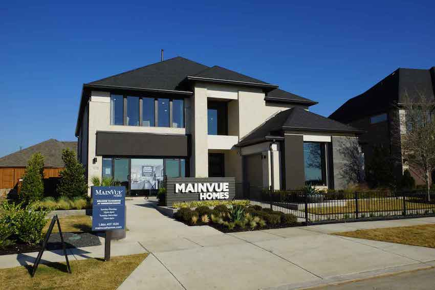 MainVue Homes In Whitley Place