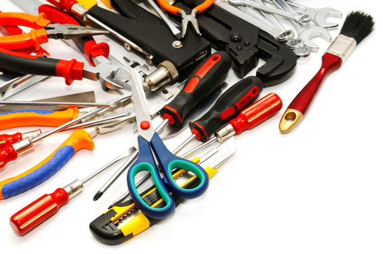 The new homeowner's essential tool kit
