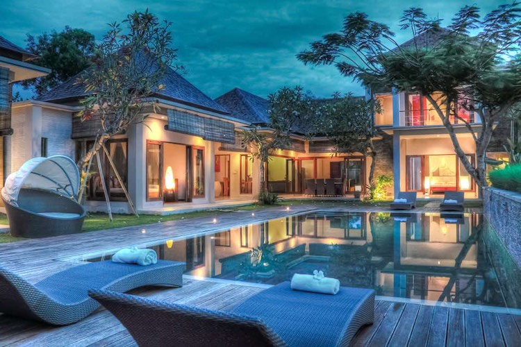 The luxury home search