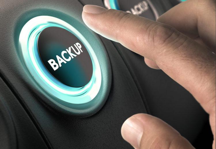 Making A Backup Offer