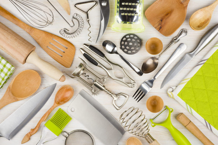 Getting Rid Of Kitchen Clutter