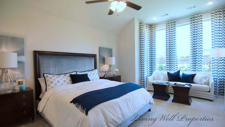 Highland Homes In Windsong Ranch