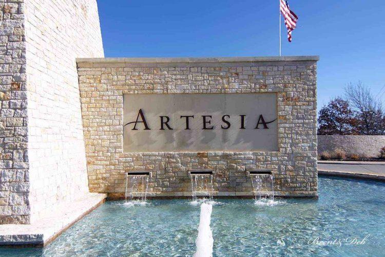 Highland Homes in Artesia prosper tx