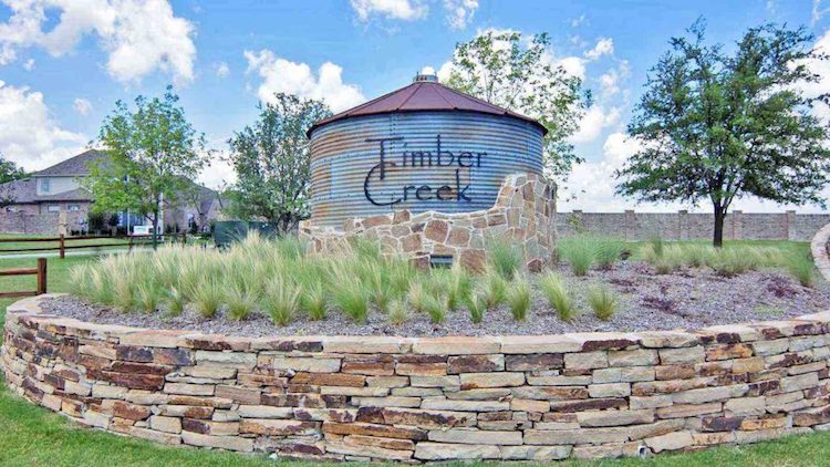 Timber Creek Highland Homes McKinney TX Homes For Sale