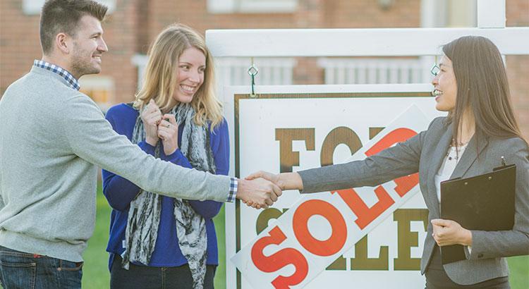 Hire a real estate pro