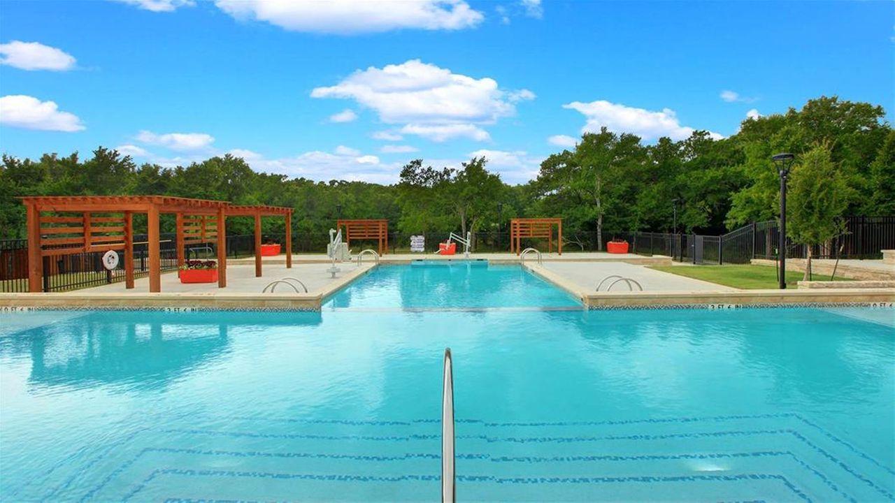 prairie oaks swimming pool