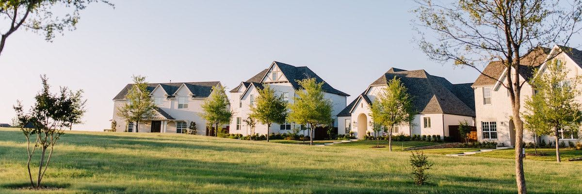 New Homes in Walsh Tx