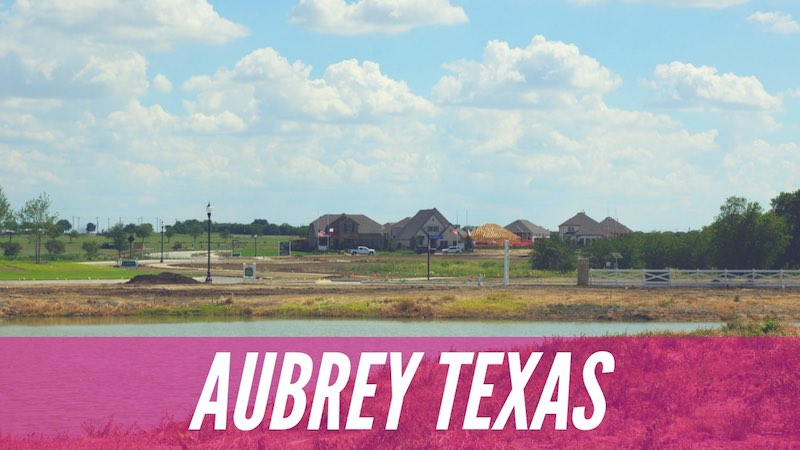 Homes For Sale In Aubrey Tx